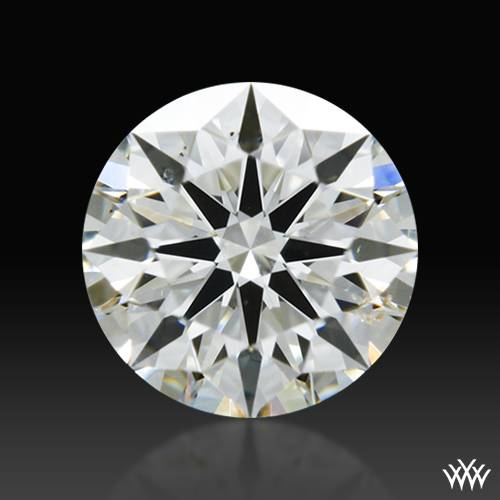 0.427 ct H SI1 A CUT ABOVE® Hearts and Arrows Super Ideal Round Cut Loose Diamond