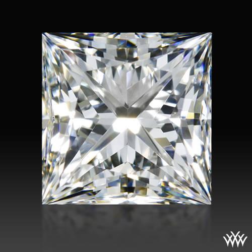0.743 ct G VVS1 A CUT ABOVE® Princess Super Ideal Cut Diamond