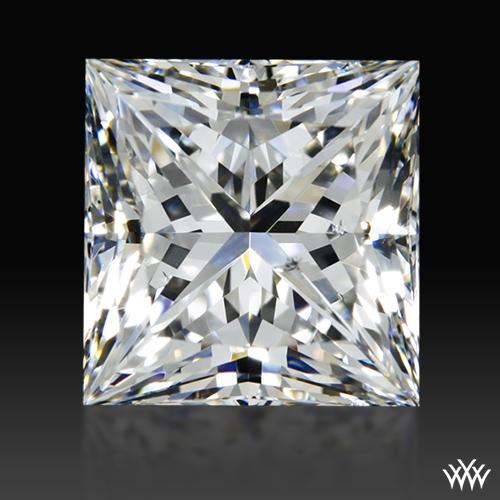 1.716 ct G SI1 A CUT ABOVE® Princess Super Ideal Cut Diamond