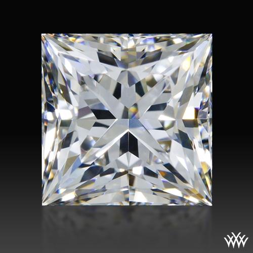 1.006 ct H VS2 A CUT ABOVE® Princess Super Ideal Cut Diamond