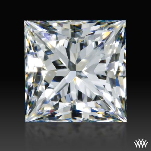 1.005 ct G VS2 A CUT ABOVE® Princess Super Ideal Cut Diamond