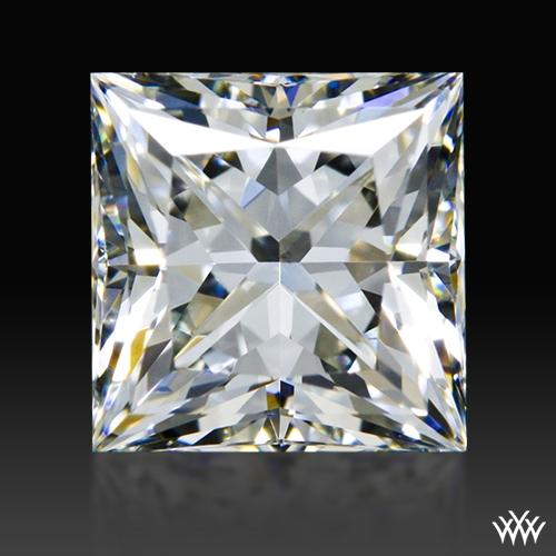 0.975 ct I VS2 A CUT ABOVE® Princess Super Ideal Cut Diamond