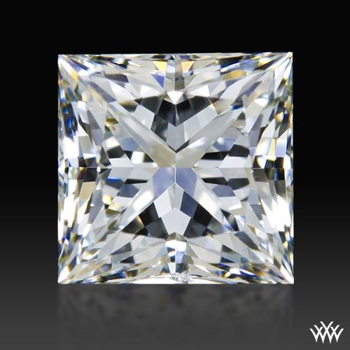 1.003 ct H SI1 A CUT ABOVE® Princess Super Ideal Cut Diamond