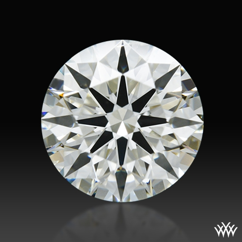 1.188 ct J SI1 A CUT ABOVE® Hearts and Arrows Super Ideal Round Cut Loose Diamond