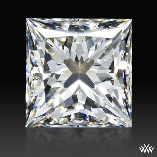 1.51 ct H VS2 A CUT ABOVE® Princess Super Ideal Cut Diamond