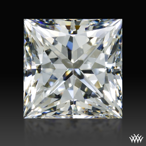1.216 ct G VS1 A CUT ABOVE® Princess Super Ideal Cut Diamond