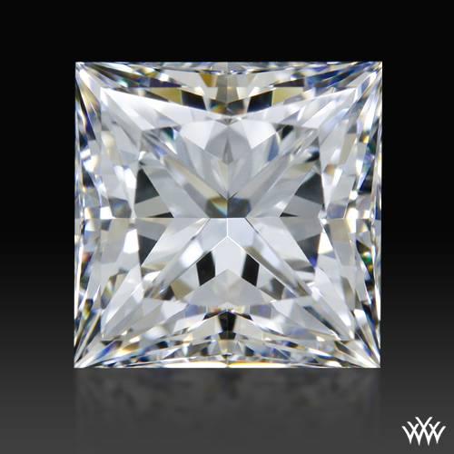 0.842 ct F VS1 A CUT ABOVE® Princess Super Ideal Cut Diamond