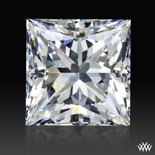 0.946 ct F VS2 A CUT ABOVE® Princess Super Ideal Cut Diamond