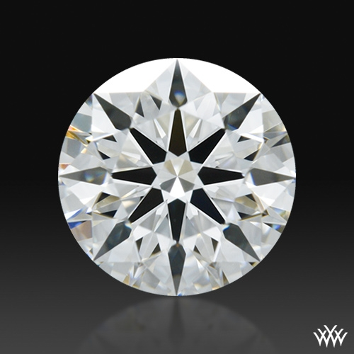 0.80 ct E VS2 A CUT ABOVE® Hearts and Arrows Super Ideal Round Cut Loose Diamond