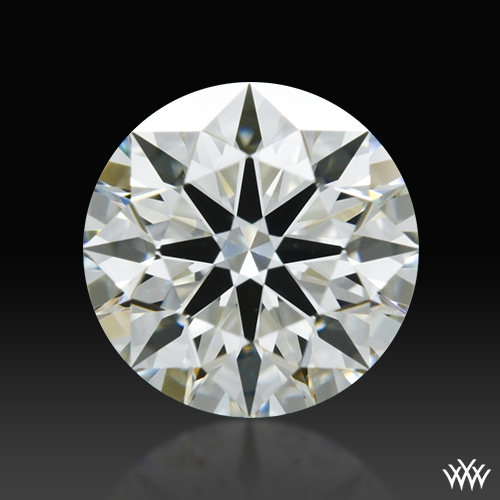0.81 ct I VVS1 A CUT ABOVE® Hearts and Arrows Super Ideal Round Cut Loose Diamond