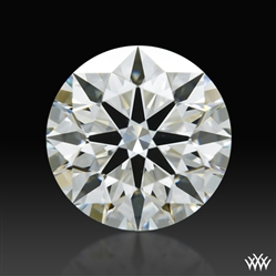 0.81 ct I VVS1 A CUT ABOVE® Hearts and Arrows Super Ideal Round Cut Loose Diamond