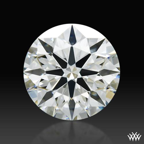 0.61 ct I VS1 A CUT ABOVE® Hearts and Arrows Super Ideal Round Cut Loose Diamond