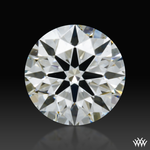 0.346 ct I SI1 A CUT ABOVE® Hearts and Arrows Super Ideal Round Cut Loose Diamond