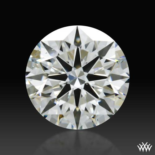 1.08 ct I VS2 A CUT ABOVE® Hearts and Arrows Super Ideal Round Cut Loose Diamond