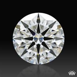 1.153 ct E VS2 A CUT ABOVE® Hearts and Arrows Super Ideal Round Cut Loose Diamond