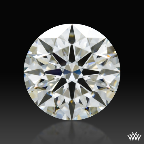 1.102 ct I VS2 A CUT ABOVE® Hearts and Arrows Super Ideal Round Cut Loose Diamond