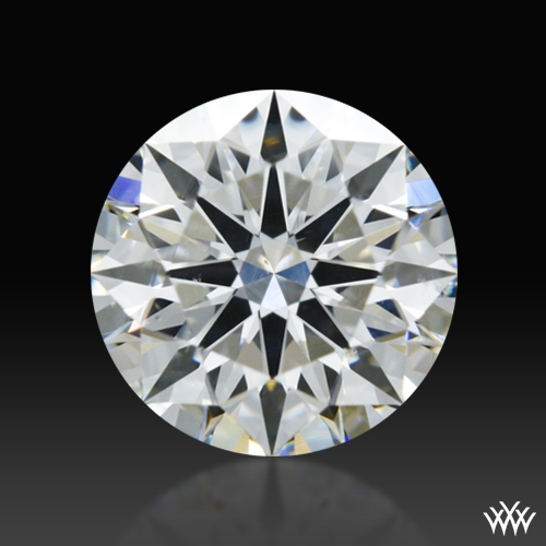 1.22 ct G VS2 A CUT ABOVE® Hearts and Arrows Super Ideal Round Cut Loose Diamond