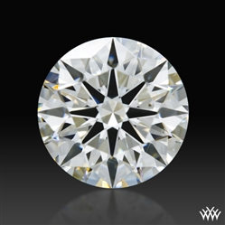 1.503 ct G SI1 A CUT ABOVE® Hearts and Arrows Super Ideal Round Cut Loose Diamond