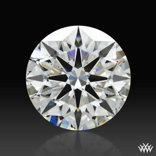 1.71 ct I SI1 A CUT ABOVE® Hearts and Arrows Super Ideal Round Cut Loose Diamond