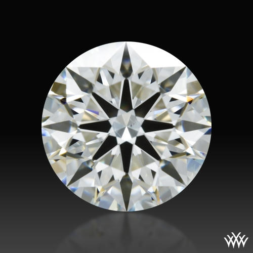 1.134 ct H SI1 A CUT ABOVE® Hearts and Arrows Super Ideal Round Cut Loose Diamond