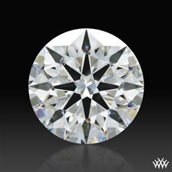 2.334 ct G SI1 A CUT ABOVE® Hearts and Arrows Super Ideal Round Cut Loose Diamond