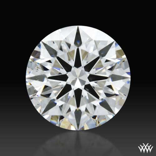 0.953 ct E SI1 A CUT ABOVE® Hearts and Arrows Super Ideal Round Cut Loose Diamond