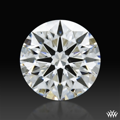 0.953 ct E SI1 A CUT ABOVE® Hearts and Arrows Super Ideal Round Cut Loose Diamond