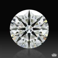 0.933 ct I VS1 A CUT ABOVE® Hearts and Arrows Super Ideal Round Cut Loose Diamond