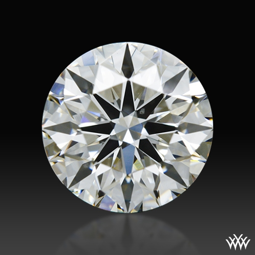 0.851 ct H VS2 Expert Selection Round Cut Loose Diamond