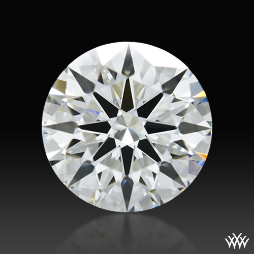 0.793 ct H VS2 A CUT ABOVE® Hearts and Arrows Super Ideal Round Cut Loose Diamond