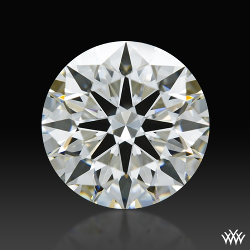 1.528 ct G VS2 A CUT ABOVE® Hearts and Arrows Super Ideal Round Cut Loose Diamond