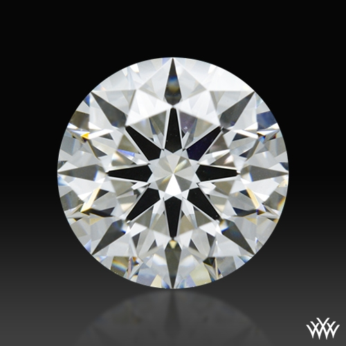 1.22 ct G VS1 A CUT ABOVE® Hearts and Arrows Super Ideal Round Cut Loose Diamond