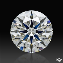 1.023 ct G VS1 A CUT ABOVE® Hearts and Arrows Super Ideal Round Cut Loose Diamond