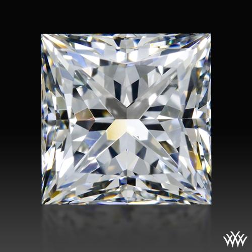 1.21 ct G VS2 A CUT ABOVE® Princess Super Ideal Cut Diamond
