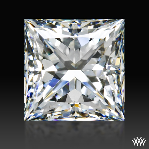 1.271 ct G VS1 A CUT ABOVE® Princess Super Ideal Cut Diamond