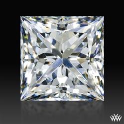 1.257 ct H VS1 A CUT ABOVE® Princess Super Ideal Cut Diamond