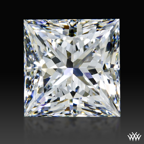 1.225 ct G VS2 A CUT ABOVE® Princess Super Ideal Cut Diamond