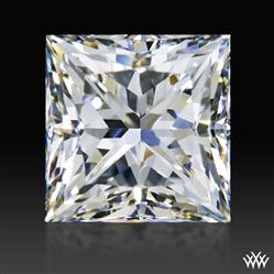 1.294 ct G VS1 A CUT ABOVE® Princess Super Ideal Cut Diamond