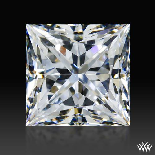 1.036 ct F VS2 A CUT ABOVE® Princess Super Ideal Cut Diamond