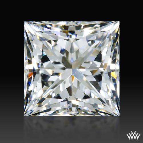 1.016 ct H VS1 A CUT ABOVE® Princess Super Ideal Cut Diamond