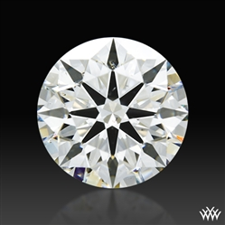 2.29 ct I SI1 A CUT ABOVE® Hearts and Arrows Super Ideal Round Cut Loose Diamond