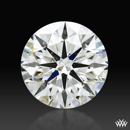 0.911 ct H SI1 Expert Selection Round Cut Loose Diamond