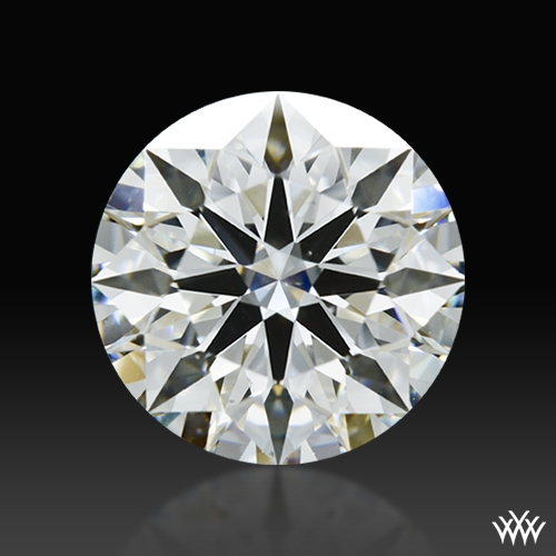 2.256 ct G VS2 A CUT ABOVE® Hearts and Arrows Super Ideal Round Cut Loose Diamond