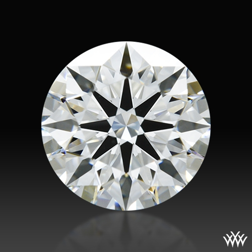 1.527 ct G VS2 A CUT ABOVE® Hearts and Arrows Super Ideal Round Cut Loose Diamond