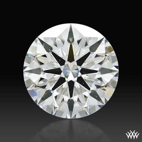 1.668 ct I SI1 A CUT ABOVE® Hearts and Arrows Super Ideal Round Cut Loose Diamond