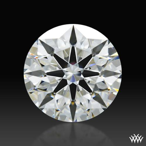 1.334 ct G VS2 A CUT ABOVE® Hearts and Arrows Super Ideal Round Cut Loose Diamond
