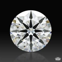 0.622 ct G VS2 A CUT ABOVE® Hearts and Arrows Super Ideal Round Cut Loose Diamond