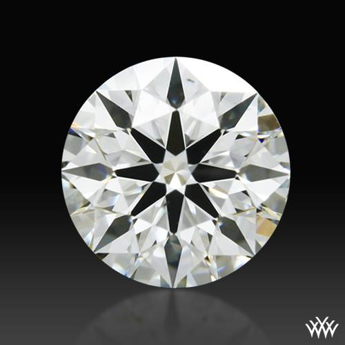 0.511 ct J VS2 A CUT ABOVE® Hearts and Arrows Super Ideal Round Cut Loose Diamond
