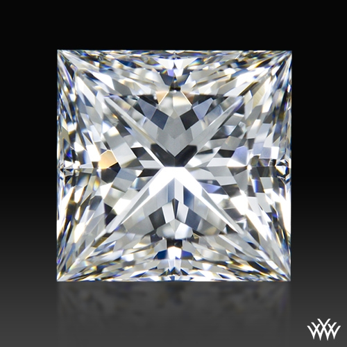 1.51 ct G VS1 A CUT ABOVE® Princess Super Ideal Cut Diamond