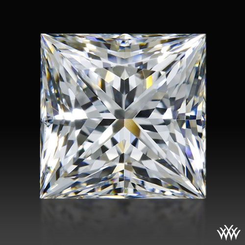 1.006 ct F VS1 A CUT ABOVE® Princess Super Ideal Cut Diamond